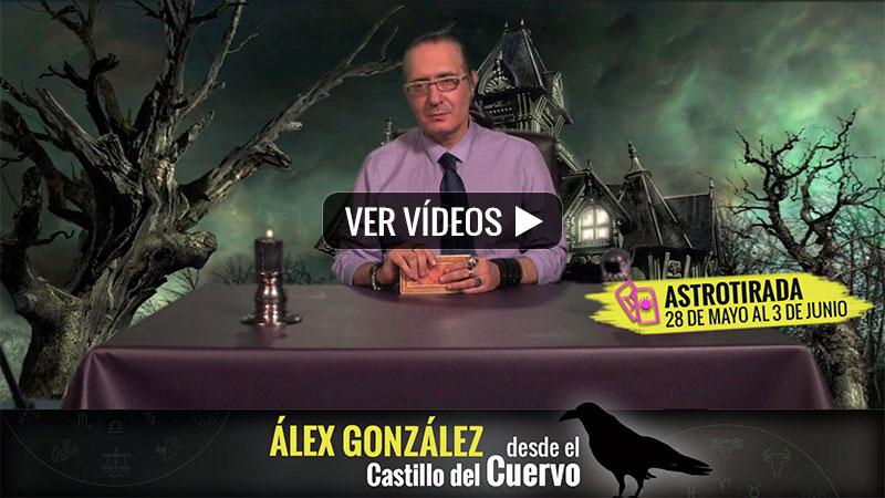 Vídeos predicciones Alex González