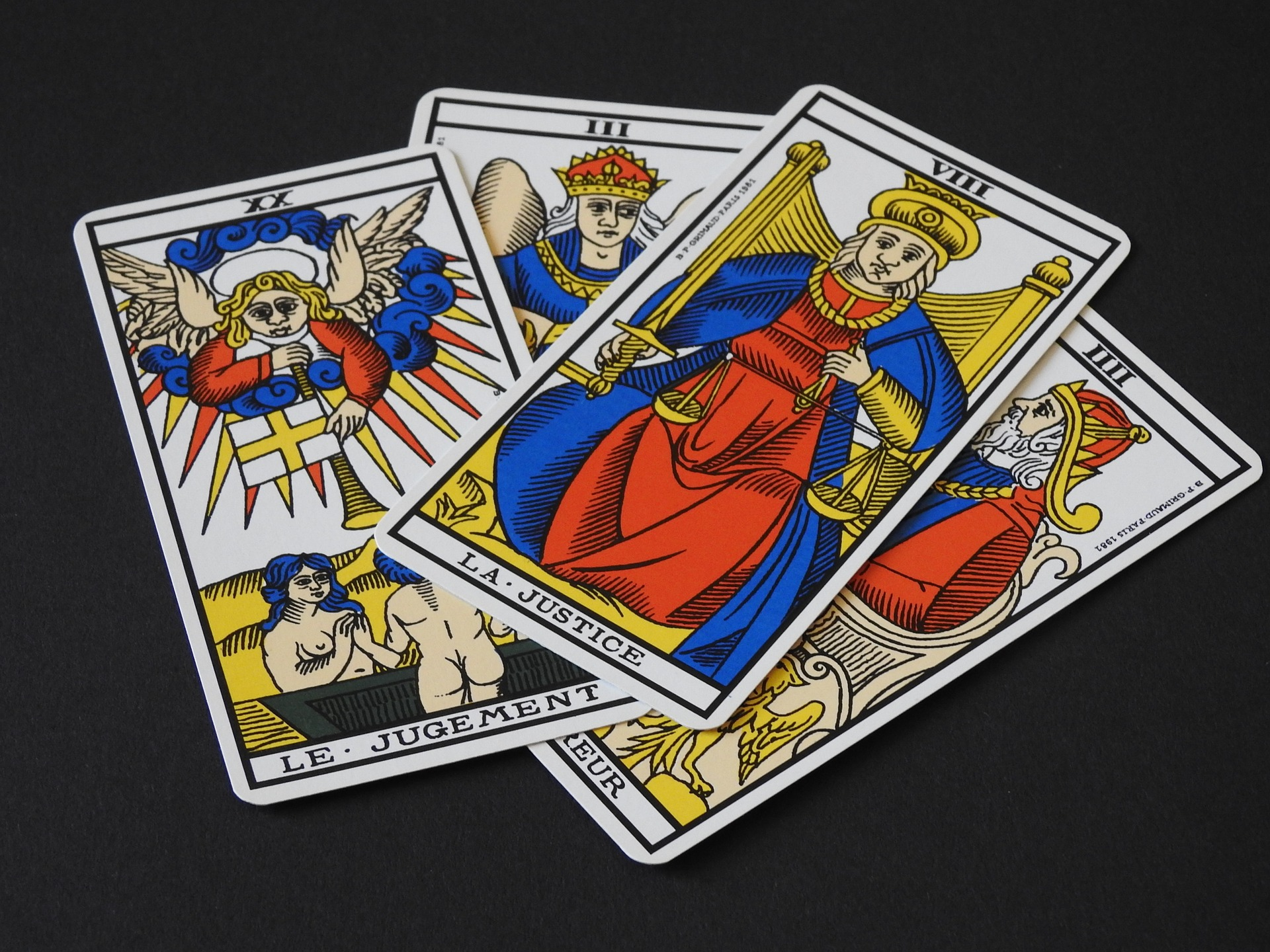 Tarot los arcanos descubre lo que te depara el destino - El espejo tarot gratis ...