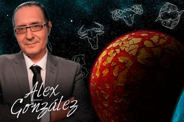 Vídeo horóscopo Alex