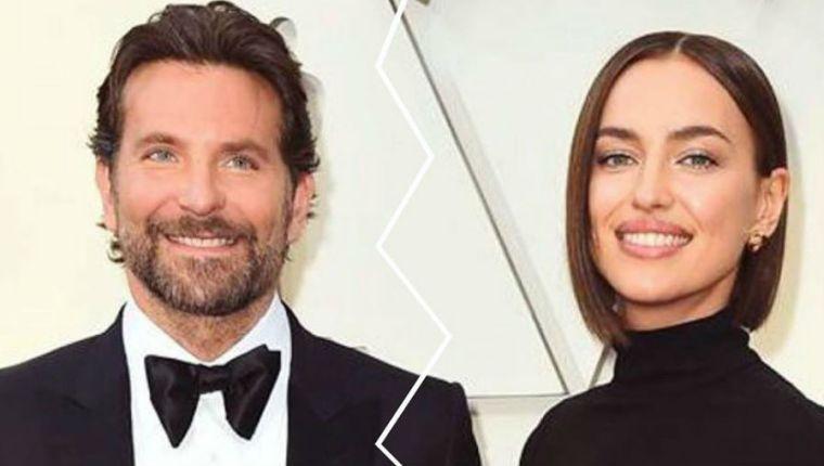 ¿Por qué han ROTO Bradley Cooper e Irina Shayk, habrán influido los Astros?