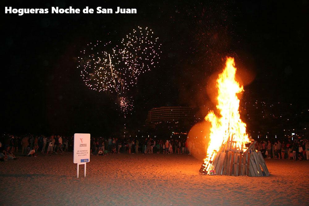 hogueras San Juan